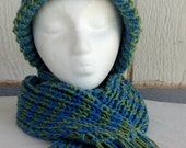 Jungle Fever Hat and Scarf Set