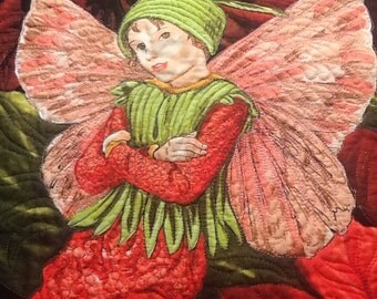 Christmas Fairies Quilt