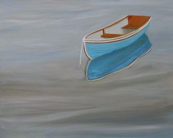 Rowboat - Fine Art Print