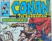 Vintage Conan the Barbarian -- Comic Book Marvel Comics Group Vol. 1, No. 71, February 1977