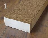 2 magnetic cork boards