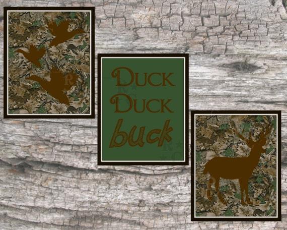 Hunting Room Decor Hunting Nursery Prints Hunting Typography