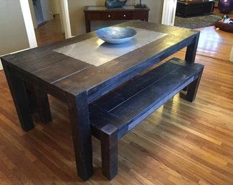 Marvelous Modern Industrial Table Set