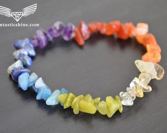 Chakra Bracelet, Energy Bracelets, Chakra Bracelet, Charged by the Full Moon, Chakra Bracelet
