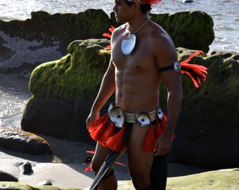 Male Tane Tahitian costume