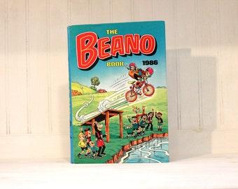 The Beano Book, Comic 1986