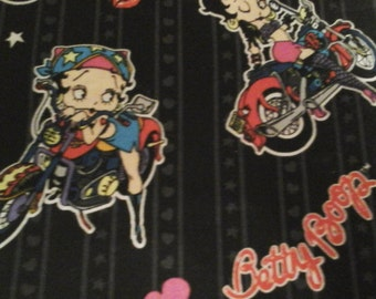 Betty boop scrub top ,  any size