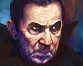 Bela Lugosi **PAPER PRINT**