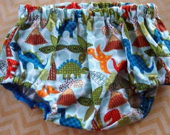 Dino Roar  Nappy Cover