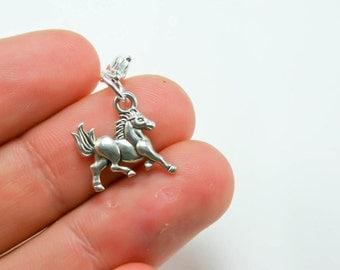 Stallion Horse Charm. Cute Horse Charm. Horse Lover Charm. SCC071