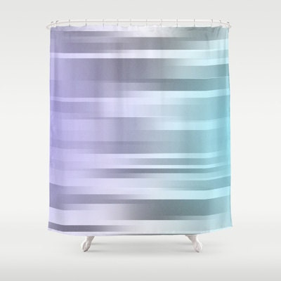 purple blue gray shower curtain shower curtain