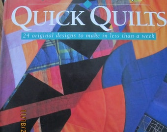 Quick Quilts Book Needleworkers Collection Annette Claxton