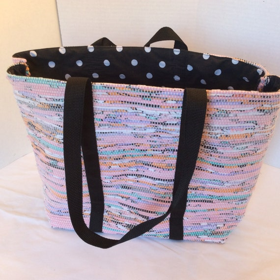 "Items Similar To Handwoven Tote Bag Woven With ""yarn"" Made"