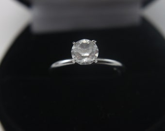 REDUCED!! Vintage Uncas Silver Tone Ring