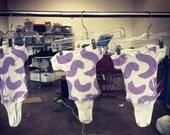 Purple Painter Baby Jumpsuit