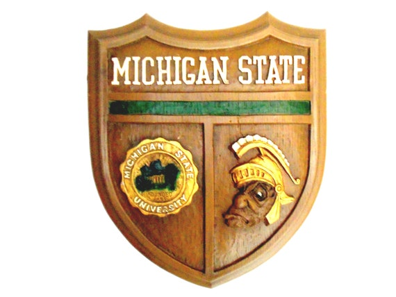 Vintage Michigan State Wall Plaque Large Spartan Wall Decor. Picnic Table Dining Room. Conference Room Technology. Room Hammock. Lake House Wall Decor. Md Anderson Emergency Room. Wall Decorative Mirrors. Grey Decor. Wood Wall Art Decor