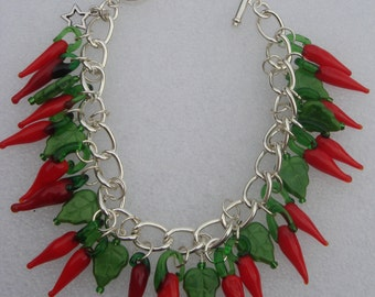 Red Hot Chilli bracelet