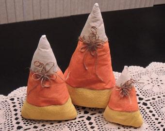 Prim Candy Corn (Set of Three)