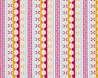 Fabric Circa Bradlee in Rose Jennifer Paganelli 1 yard