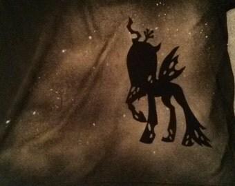 My Little Pony Inspired Handmade Bleach T-Shirt ANY Pony