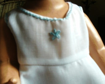 """Onesie Slip for 16"""" Tall Composition Doll"""