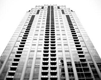 Architecture Photography - Atlantic City Photo - City Decor - Building - Home Decor - Urban
