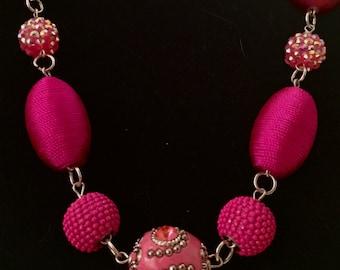 Fuscha Fantasy Necklace