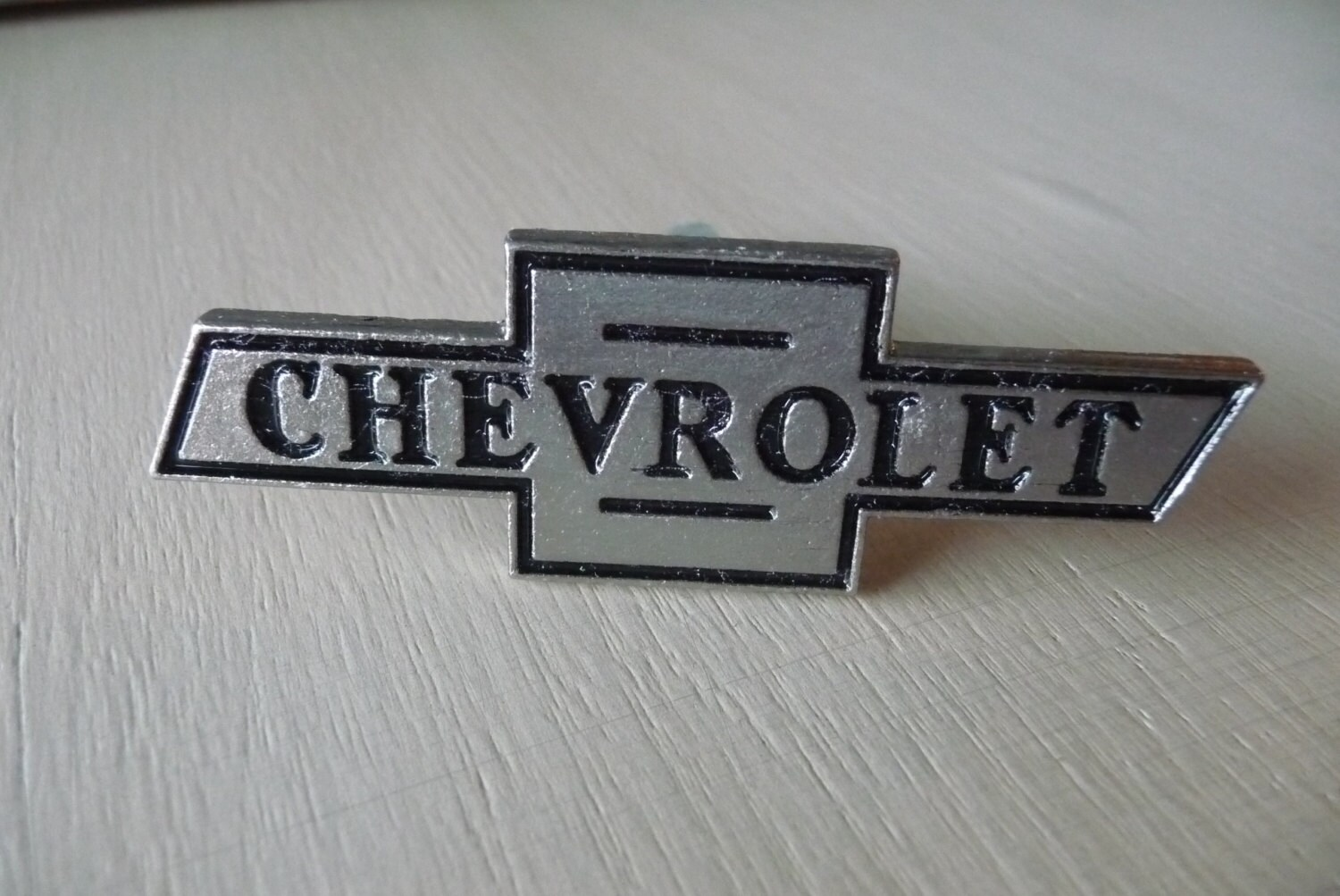 3 Quot Chrome Chevy Chevrolet Knob Cabinet Drawer Pull