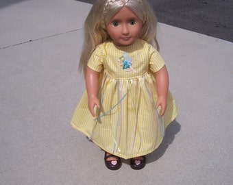 18 inch dolls dress