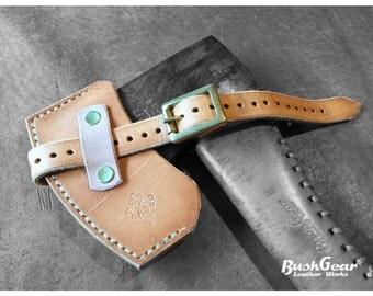 Camp Axe / Boys Axe Custom leather sheath