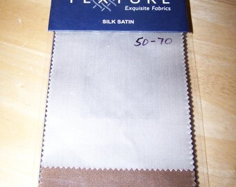 Texture Inc. Silk Satin  T 5002 #Fabric Sample Book for Craft Projects