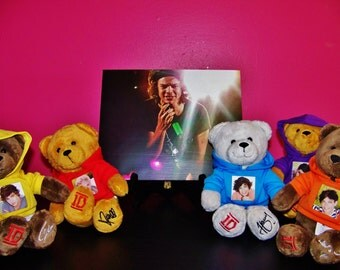 Harry Styles Photography on 8x10 Canvas