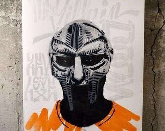 Madvillain / DOOM Poster