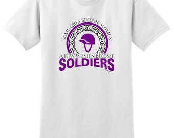 A Few Women Become Soldiers T-Shirt 2000 - OC-557