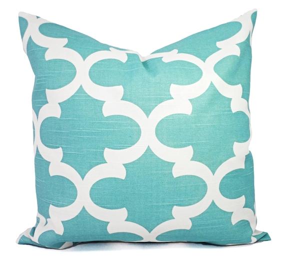 Quatrefoil Decorative Pillow : Two Quatrefoil Pillow Covers Decorative Pillow Cover Throw