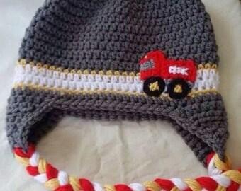 Firetruck Hat