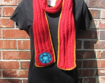 Iron Man Scarf