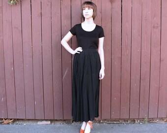Vintage Byblos Dancer's Skirt Sz 46