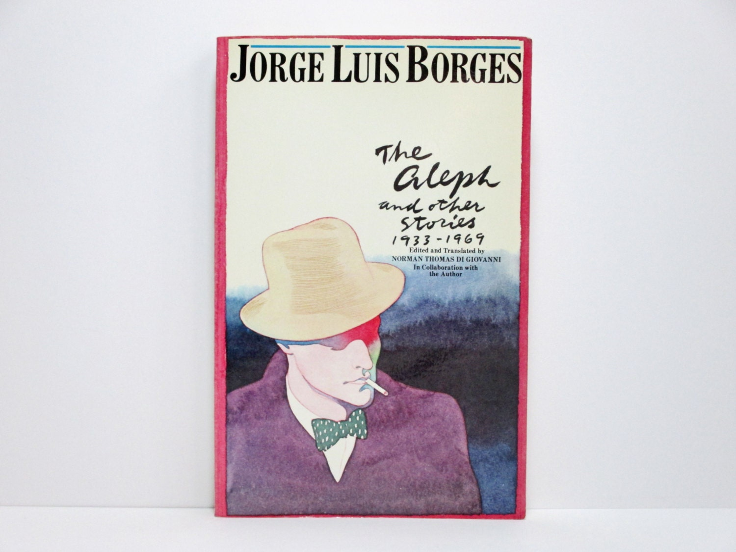 1933 1969 aleph autobiographical commentary essay other story together Aleph and other stories 1933-1969, together with commentaries and an  autobiographical essay jorge luis borges and norman thomas di giovanni (tr.