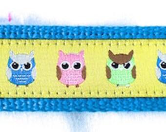 PREPPY KEY FOB - Owls