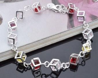 Sterling Silver Bracelet For Women