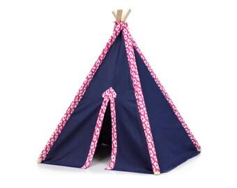 Kid's Teepee Tent No. 0287