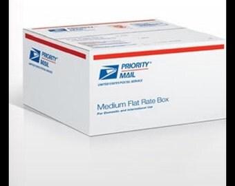 Priority mail Medium box