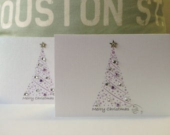 Christmas cards . Holiday Cards . Personalized Christmas Card .Custom Christmas cards. Christmas Tree
