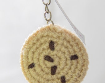 Crocheted Cookie