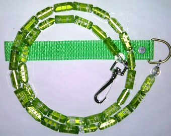 Candy Apple leash for any animal.