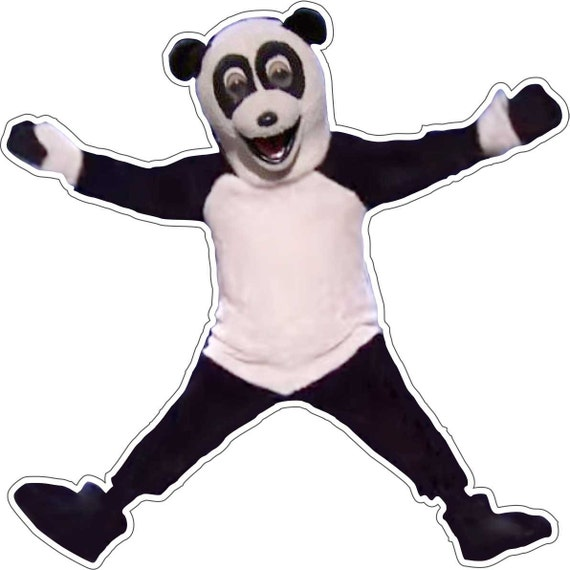 Hashtag The Panda From The Tonight Show With By