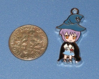 The Melancholy of Haruhi Suzumiya - Yuki Nagato - Anime Charm Made Into What You Want From List