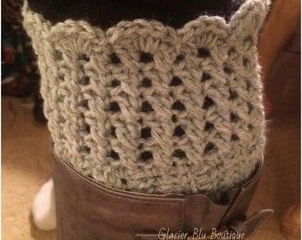 Tundra Boot Cuffs PDF Pattern