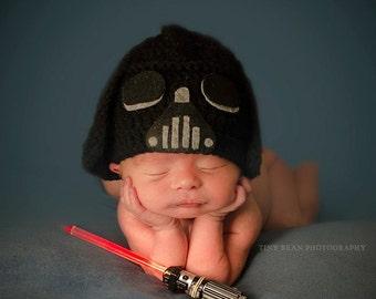 Darth Vader Inspired Hat